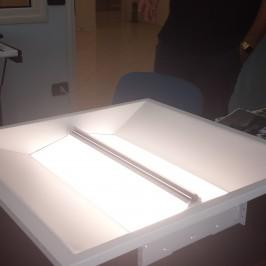Plafoniera da incasso a LED CREE LR22