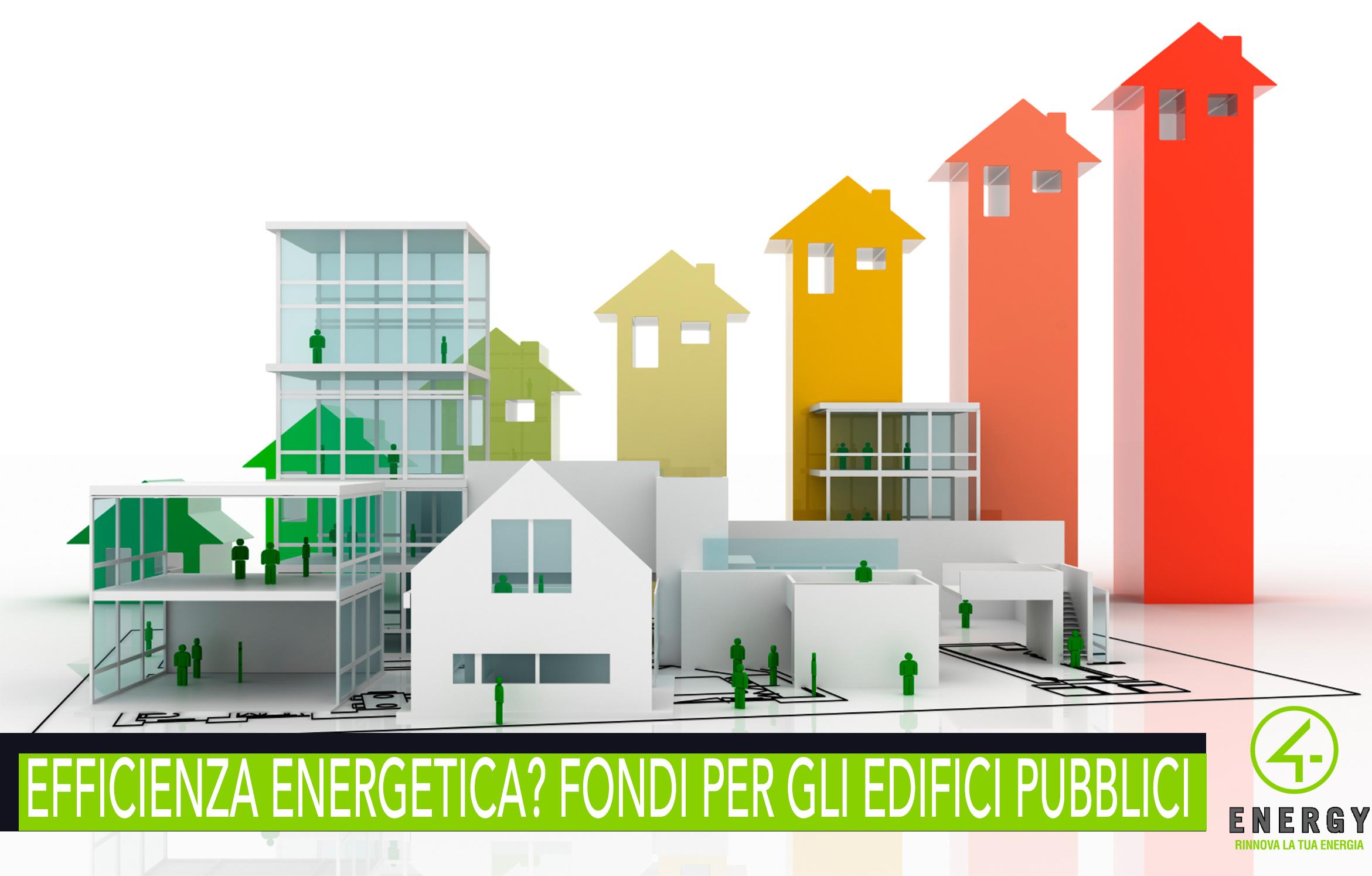 bando regione marche efficienza energetica edifici pubblici