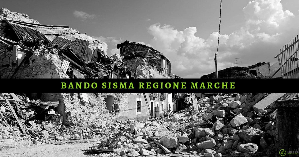 Bando Regione Marche