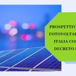 Fotovoltaico in Italia