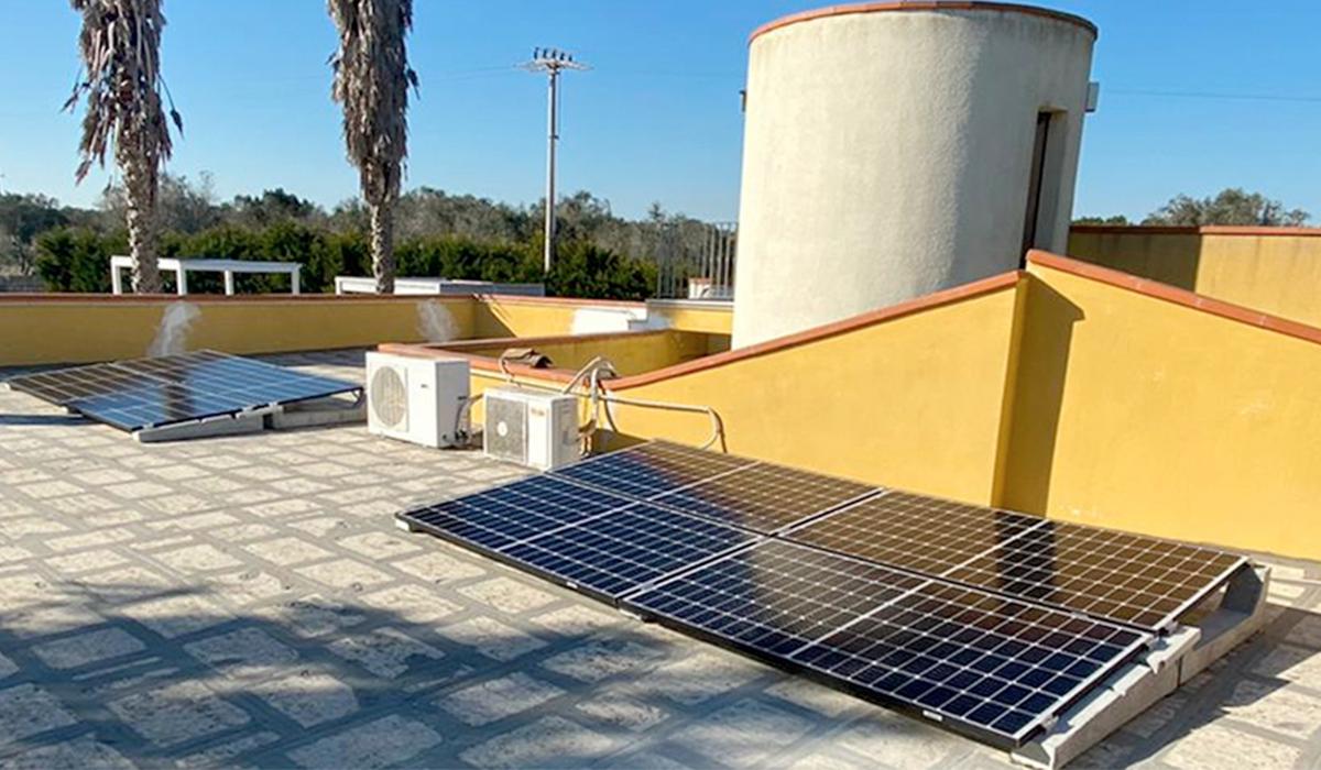 fotovoltaico Alex Gabrielli
