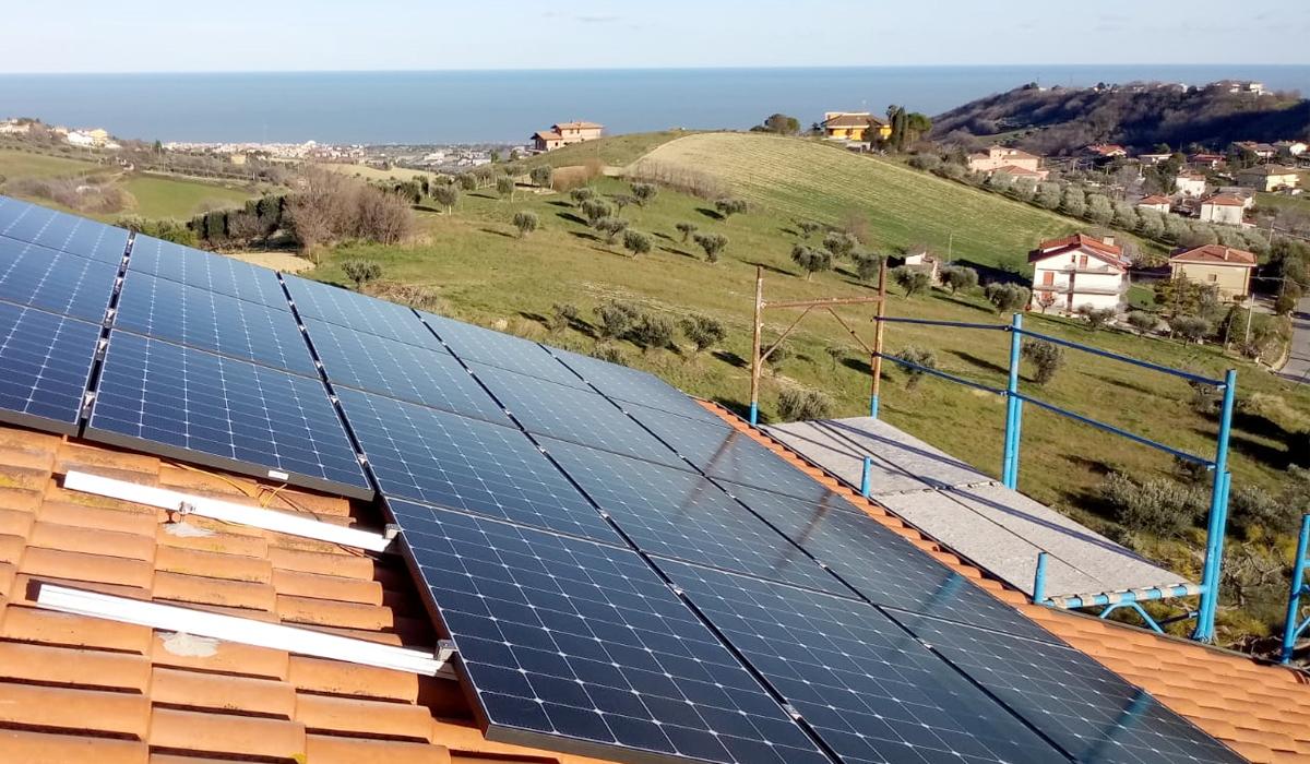 fotovoltaico Gaspari Ilario
