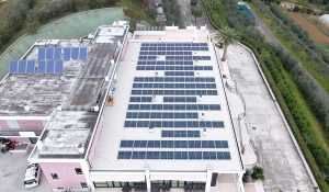 fotovoltaico Parco sul Mare