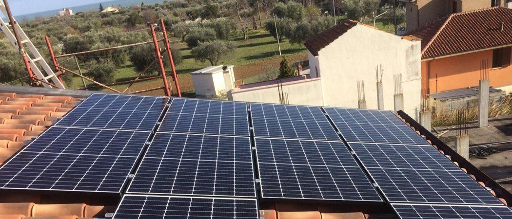 fotovoltaico Palazzese Gino