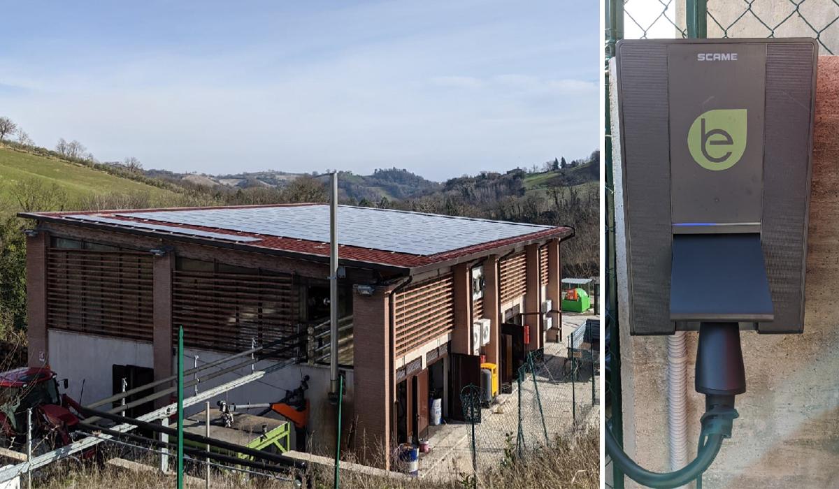 Fotovoltaico-e-colonnina-di-ricarica